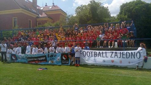 Youth teams at the Vienna Calling Cup 2017